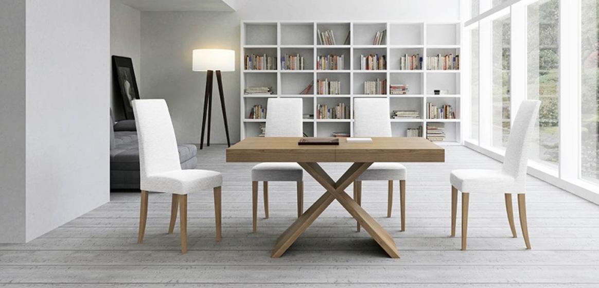 Muebles concepto mesas de comedor en tu tienda muebles for Muebles concepto